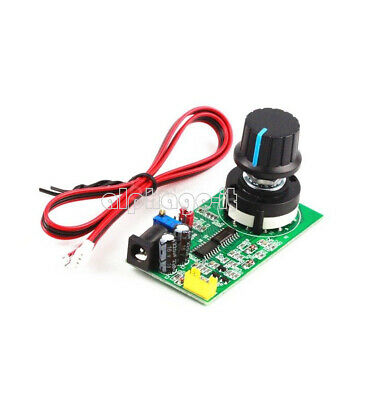 DC 5-12V 1Hz-100KHz Frequency Signal Source Pulser PWM Square-wave Generator