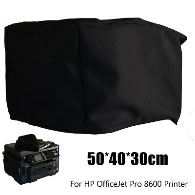50x40x30 cm Printer Dust Cover Polyester-Cotton Blend for HP OfficeJet Pro 8600