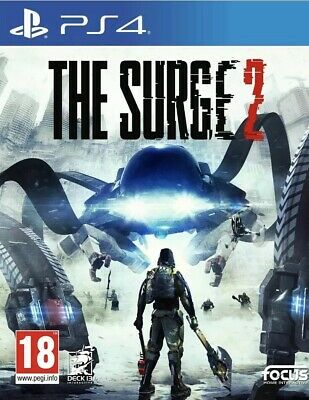 The Surge 2 (PS4) In Stock New & Sealed UK PAL