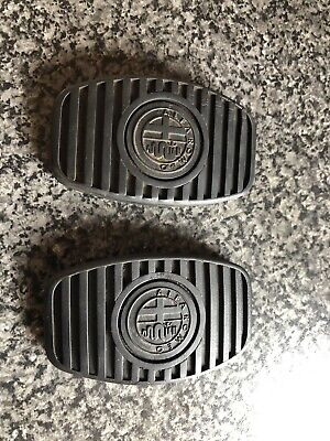 Alfa Romeo 156 Pedal Rubber Covers Brake And Clutch