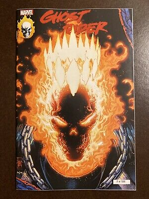 GHOST RIDER #1 NYCC Glow In The Dark Philip Tan Exclusive VARIANT Limited 1500