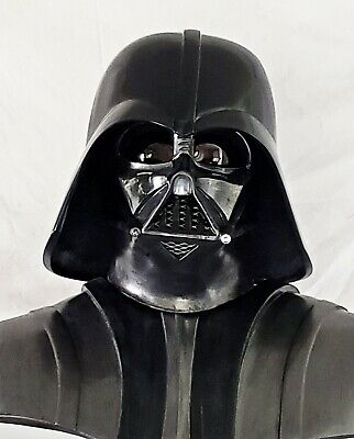 Darth Vader Helmet & Chest Armor Prop A New Hope