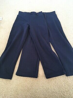 Girls/boys Navy School PE Jogging Bottoms 4-5 Years Unworn?