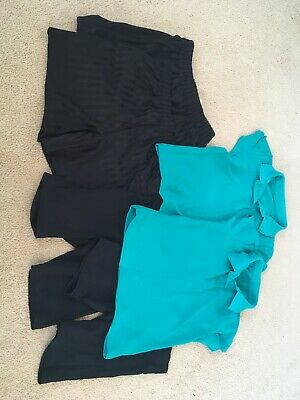 Girls School PE Bundle 6-7 Years Some Unworn - George