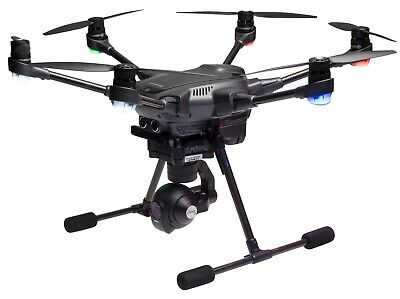 Yuneec Typhoon H Pro hexacopter drone with RealSense and ST16 plus accessories