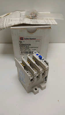 New Old Stock! Cutler-Hammer 75A 600V Overload Relay C306Gn3B