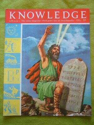 Knowledge / #8 Vol 1 / The Bible / Florence Nightingale