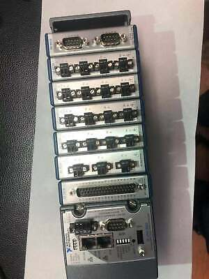 National Instruments NI cRIO-9023+7 Modules