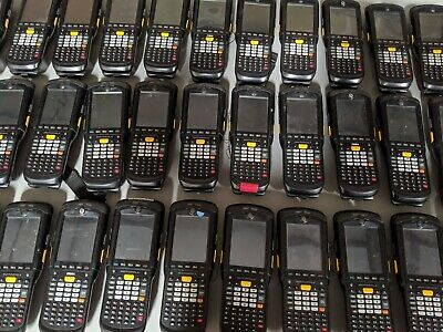 Lot of 31x Zebra Motorola MC9590-KD0DAB00100 Barcode Scanner MC9590 MC9598 MC959