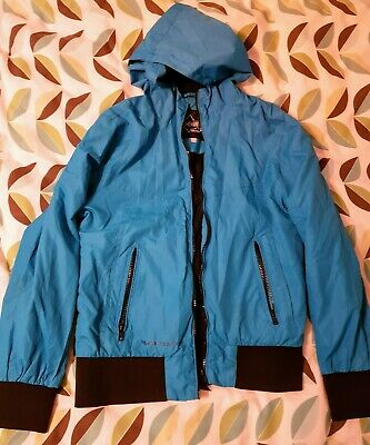 Red Herring Boys Blue jacket, Age 14 vgc, hardly worn
