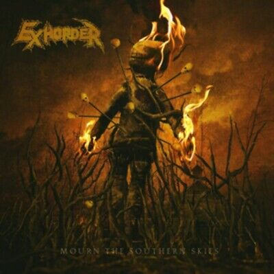Exhorder Mourn the Southern Skies CD NEW