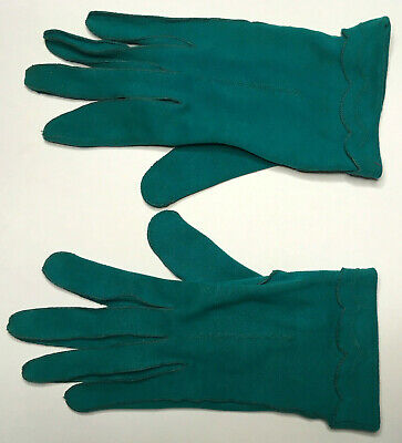 Vintage Ladies GLOVES Size M 1950's VGC #10