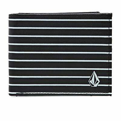 Green One Size New BCK-173 Volcom Mens Beer Money Wallet