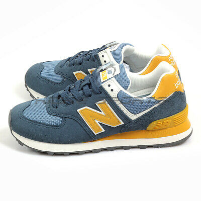 NEW BALANCE WL520CC B White & Ivory & Floral Classic Suede