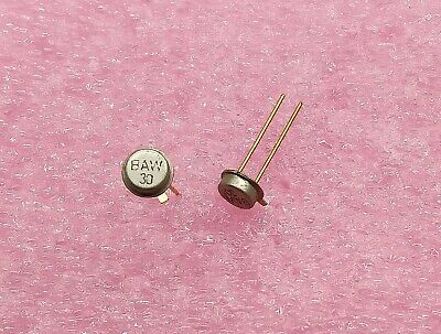 1 PC.  BAW30 Solid State Pico ampere Diode universal