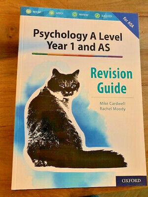 The Complete Companions for AQA Psychology: AS and A Level: Revision Guide
