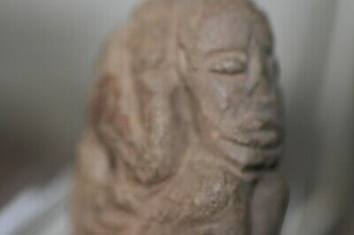 Extremely Rare Djenne-Jeno Terracotta Bead Mali Qed Laboratory Tested