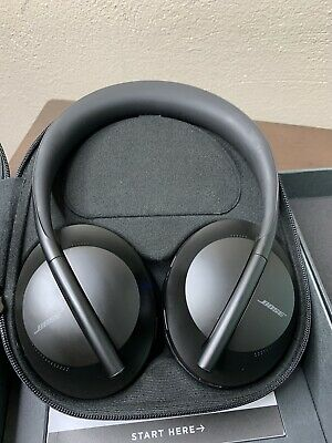 Bose Noise Cancelling Headphone 700 (06 MAY 2019)
