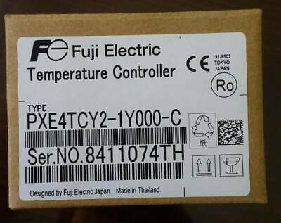 1PC NEW FUJI Electric PXE4TCY2-1Y000-C Temperature Controller