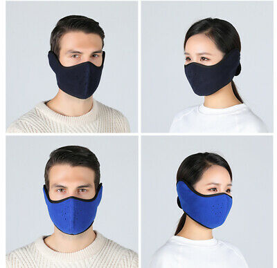 Windproof Motorcycle Bicycle Riding Full Face Mask Hood Balaclava LGH