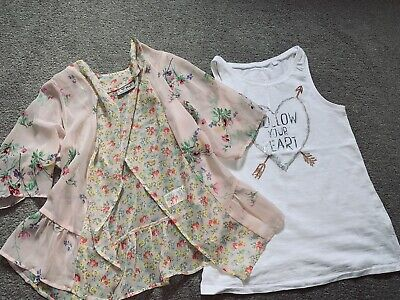 Girls next Outfit Age 7