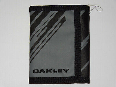 Oakley Trifold Wallet black – 001 rare collector special