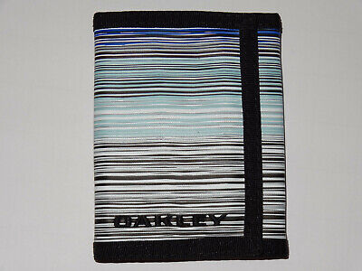 Oakley Trifold Wallet blackstripe – 082 rare collector special