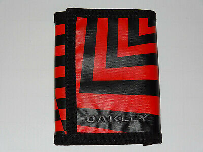 Oakley Trifold Wallet red line – 465 rare collector special