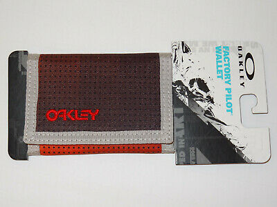 Oakley Factory Pilot Wallet red line – 465 rare collector special