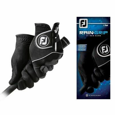 Footjoy Raingrip Damen schwarz