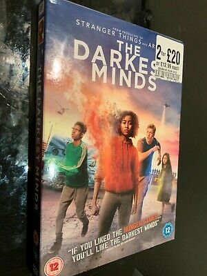 The Darkest Minds New DVD -New/ Sealed