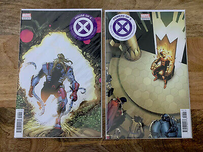 House of X 6 Foreshadow Variant Omega Red Giuseppe Camuncoli X-Men Hickman NM