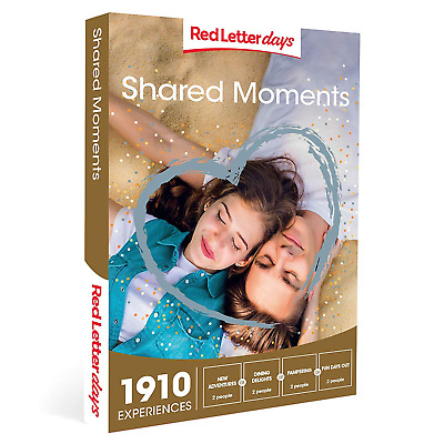 Red Letter Days Shared Moments Gift Voucher – 1910 memory UK experiences