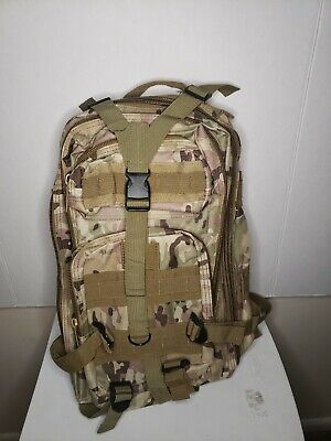 30L Outdoor Tactical Backpack Military Sport Camping Hiking Trekking Bag 08009
