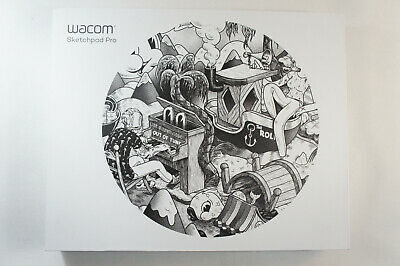 Wacom Sketchpad Pro Graphic Pen Drawing Tablet Similar Intuous Genuine Leather