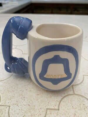 Vintage SOUTHWESTERN Bell Telephone Mug HOOTER Cup Ma Bell Employee Gift