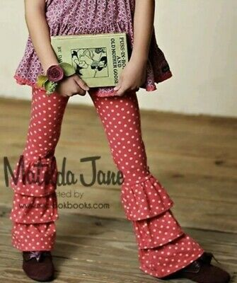 Matilda Jane Bianca Benny's Friends Forever Collection Girls Size 12