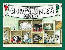 Hairy Maclary's Showbusiness  By Lynley Dodd Brand New Hardcover