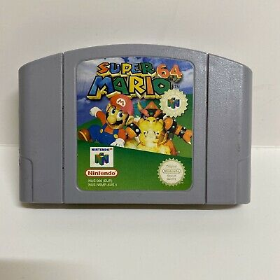 Video Game Cartridge For Super Mario,Kart Party Smash Bros Nintendo 64 N64