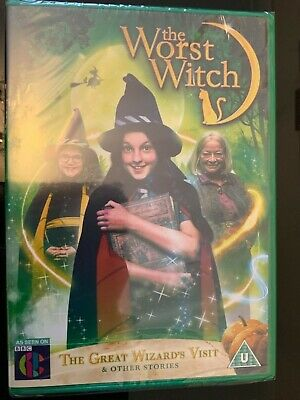 The Worst Witch: The Great Wizard's Visit And Other Stories (DVD)