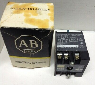 Allen Bradley 700-PSBA1 Solid State Timing Relay Series A