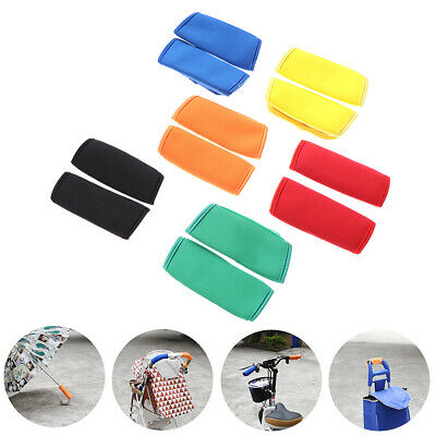 2pcs Baby Stroller Handle Cover For Pram Cart Multifunctional ProteOD BF