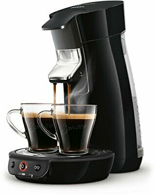Senseo Viva Caf HD7829/60 Cafetire dosette 0.9L 6tasses Noir machine caf