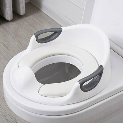 TOMKiD Potty Training Toilet Seat for Kids Toddlers Toilet Trainer Ring for Boys