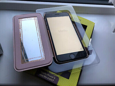 Iphone 6s Space Grey Unlocked 32gb + Ted baker
