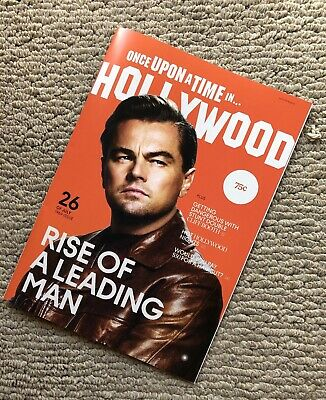 ONCE UPON A TIME IN...HOLLYWOOD - Promo New