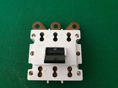 MK LN 8700 Main Switch Disconnector 125 Amp 3 Pole