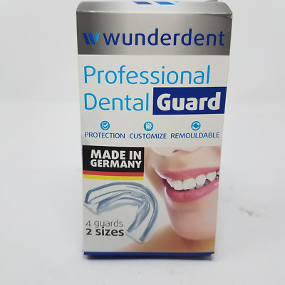Professional Dental Night Guard Pack of 4