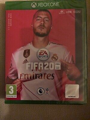 FIFA 20 - Xbox One - Brand New & Sealed - Free & Fast Shipping C