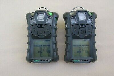 MSA Altair 4X, Very Good Condition, Warranty, Calibrated.